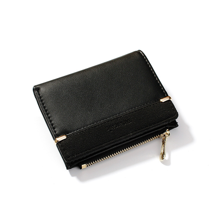 2019 Small Leather Wallet Women Vintage Women Wallets Luxury Brand Wallets Designer Purse Female Card Holder Coin Short Carteira