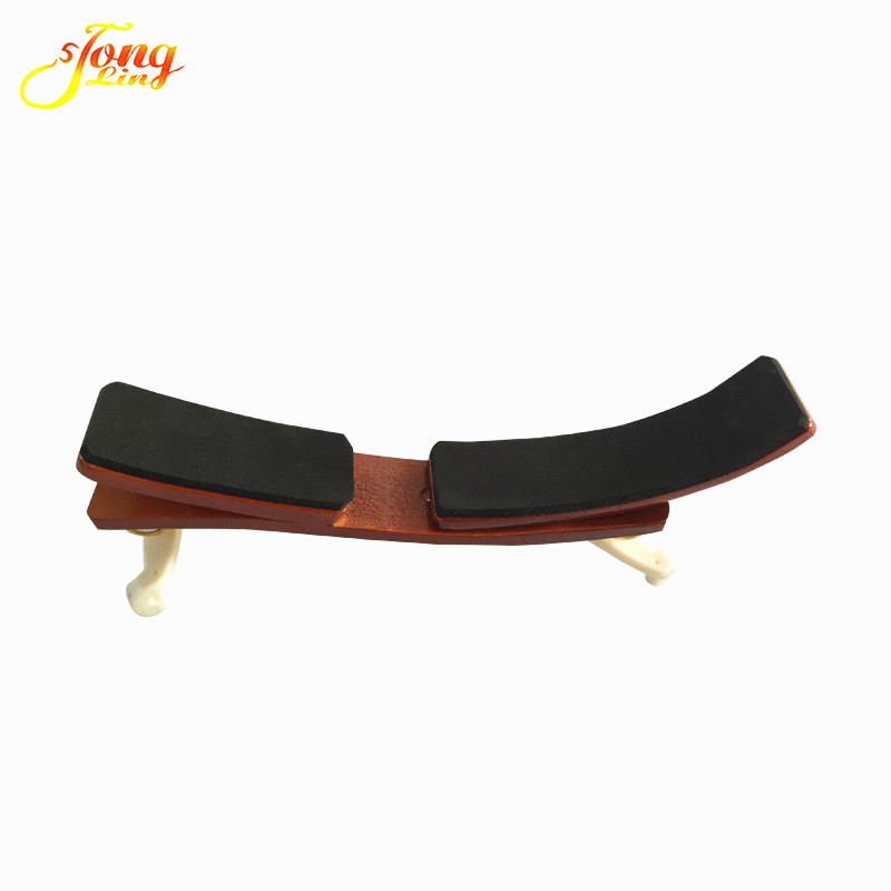 Violin Shoulder Rest 4/4 3/4 High Grade Hardwood Brass Violino Shoulder Pad Aksesori Aksesoris Violin Profesional
