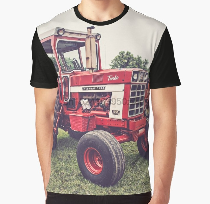 Still plays with TRACTORS funny tractor truck driver JCB mens t-shirt gift idea