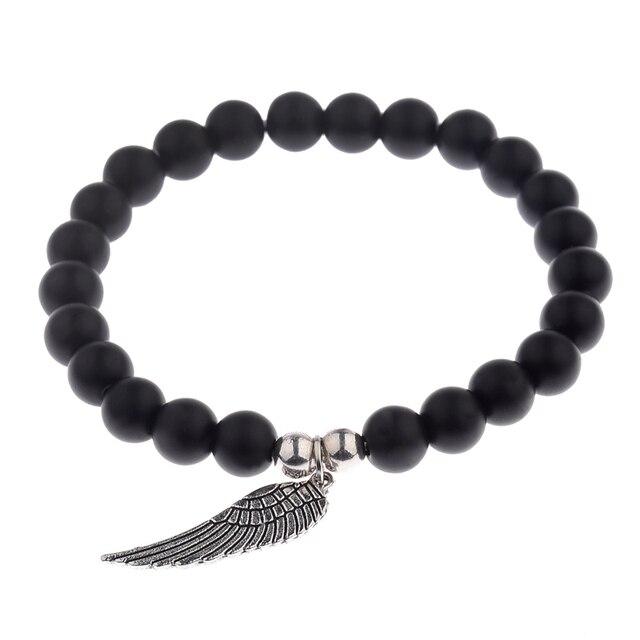 OIQUEI Sliver Angel Wings...