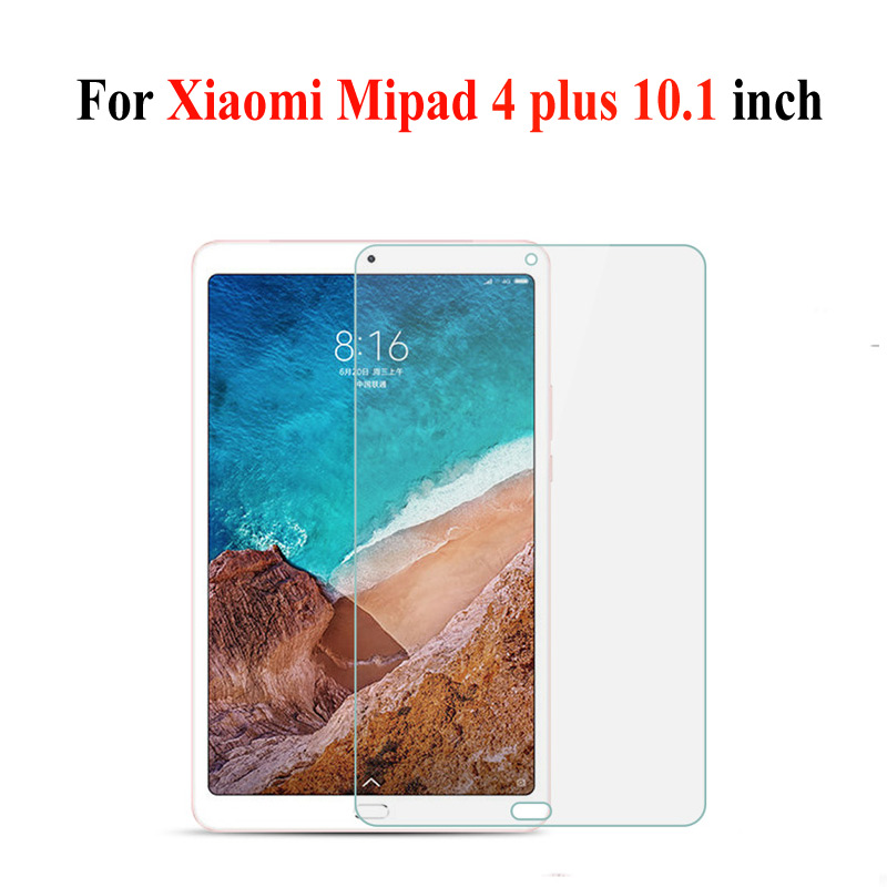 9H Tempered Glass For Xiaomi Pad 1 2 3 7.9 Inch Tablet Glass For Mipad Mi Pad 4 8.0 4 Plus 10.1 Inch Screen Protector Glass Film