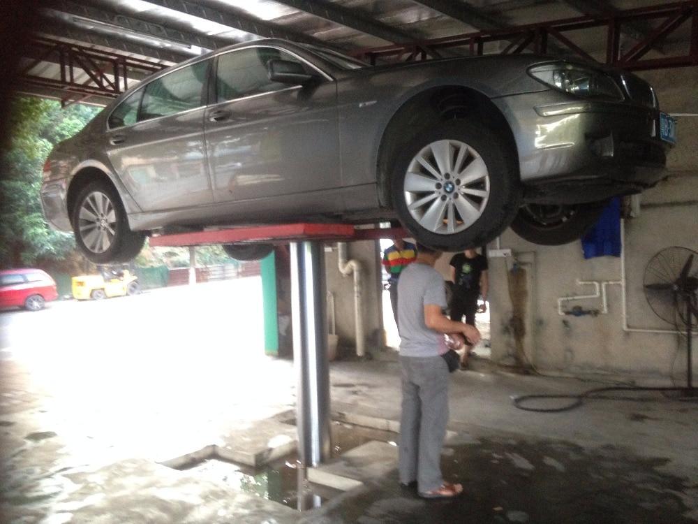 Hydraulic Car Lift >> Us 3099 0 4t One Column Hydraulic Car Lift Use For Car Wash Sp S4000 On Aliexpress Com Alibaba Group