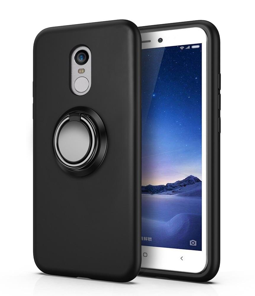 Luxury Matte Soft Silicone Case For Xiaomi Redmi Note 4 Case For Xiaomi Redmi Note 4X Note4 4 Global Version Phone Case