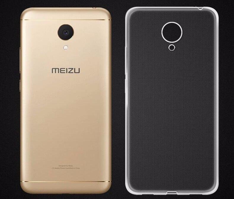 Dreamysow Ясно Мягкий чехол для Meizu Pro 6 7 Plus M6 M5 M3 M2 Примечание Мини из металла M3E M3X E2 u10 U20 M5C MX3 M5S Ultra Thin TPU крышка