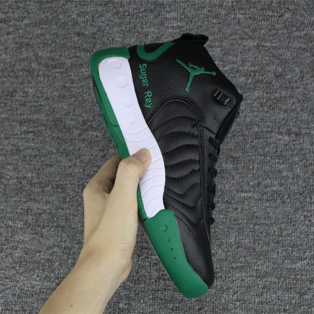 Jordan Air Ретро PRO Для мужчин Баскетбольная обувь Rosso Corsa трещины Перелёты Скорость Спортивное Открытый Спортивные кроссовки 40-47