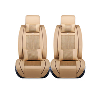 only 2 front seat Special leather car seat covers For Buick Hideo Regal Lacrosse Ang Cora Envision GL8 Enclave auto accessories