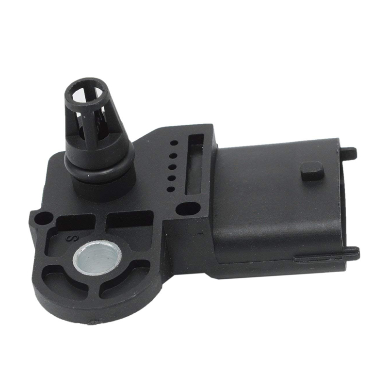 100 pièces/ensemble carte capteur capteur de pression d'air d'admission pour Honda Stream Jazz Civic 18590M53500 37830-PWE-G01 480ED1008060 13660D70CA00