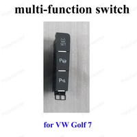 Parking assist Switch 5GG 927 238/B/E tire pressure monitoring auto parking button for V olkswagen G olf 7