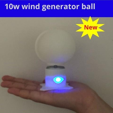 micro motor de pequenas luzes led vertical axis wind generator turbine full set diy licao