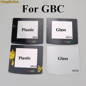 Image 3 - ChengHaoRan 8 รุ่นพลาสติกแก้วเลนส์สำหรับ GBC หน้าจอแก้วเลนส์สำหรับ Game Boy สีเลนส์ W/กาว pikachu Mario