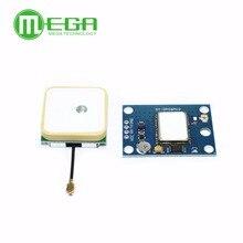 GY NEO6MV2 חדש GPS מודול NEO 6M NEO6MV2 עם בקרת הטיסה EEPROM MWC APM2.5 גדול אנטנה עבור arduino