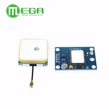 GY NEO6MV2 New GPS Module NEO 6M NEO6MV2 With Flight Control EEPROM MWC APM2.5 Large Antenna for arduino