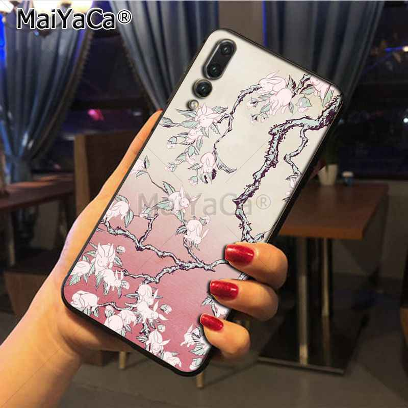 Maiyaca Ван Гог картина маслом на продажу Роскошные классные аксессуары для телефонов Чехол для huawei P20 P20 pro Mate10 P10 Plus Honor9 cass