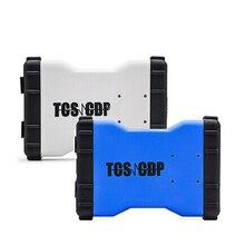 10 adet/grup DHL V3.0 Yeşil PCB 2016.00 keygen TCS CDP Araçlar + Kamyonlar 3 IN 1 TCS CDP Pro/Bluetooth Olmadan