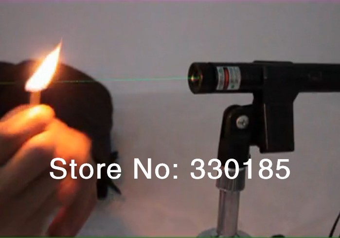 AAA Strong Power Military 500w 500000m 532nm Green Laser Pointer Flashlight Lazer Burning Matches Light Burn cigarettes Hunting|Lasers| |  - title=