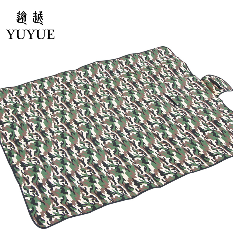150*180cm camouflage picnic mat for the beach mattress picnic camping mat for outdoor BBQ camping picnic for military use 2