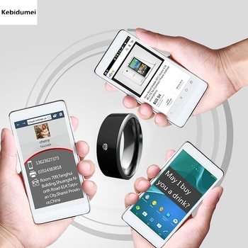 Kebidumei MJ02 Smart Ring Wear Jakcom R3 R3F NFC Magic For iphone Samsung HTC Sony LG IOS Android Windows NFC Mobile Phone