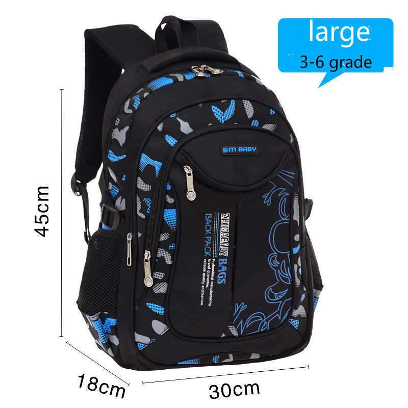 children School Bags backpacks Kids Children Schoolbags Teenager Boys&Girls rugzak orthopedic backpacks mochila escolar infantil