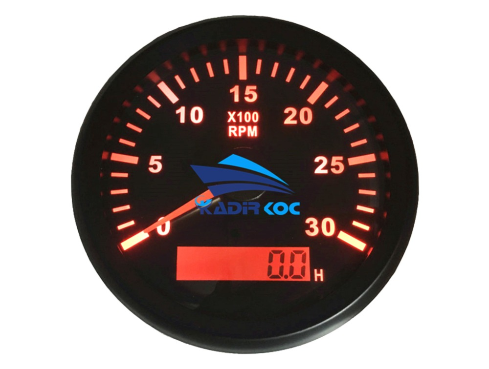Rev 0-3000RPM 85mm Counters 17