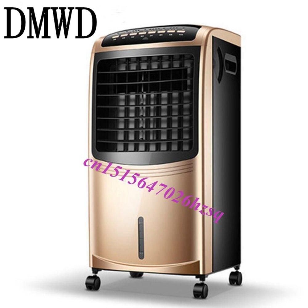 DMWD 6.5L grand réservoir d'eau anion purification de l'air humidificationfloor debout ventilateur