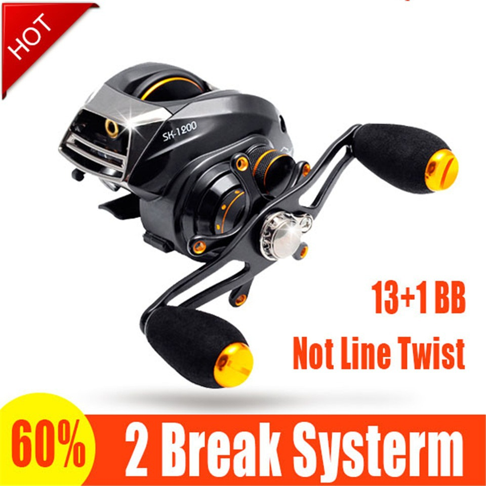 online get cheap baitcasters for sale -aliexpress | alibaba group, Fishing Reels