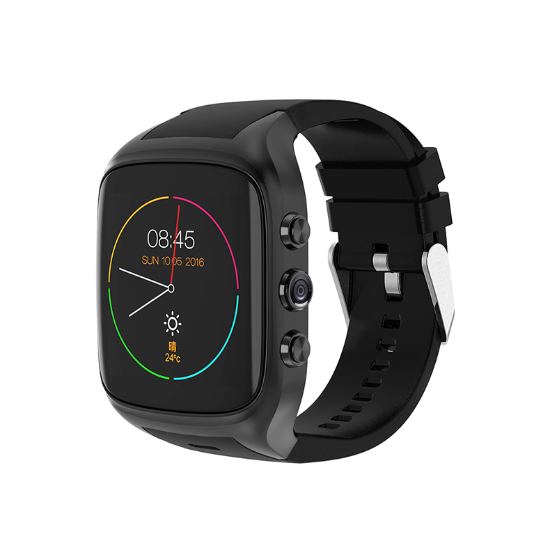 X02S Smart Watch SIM Card GPS Navigation 2MP Camera Phone Call Bracelet 1.54 inch Big Battery Android 5.1