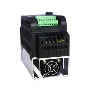 Image 4 - 1.5KW 2.2KW/0.75KW 220 V VFD שלב אחד קלט 3 שלב פלט תדר ממיר/מתכוונן מהירות כונן /תדר מהפך