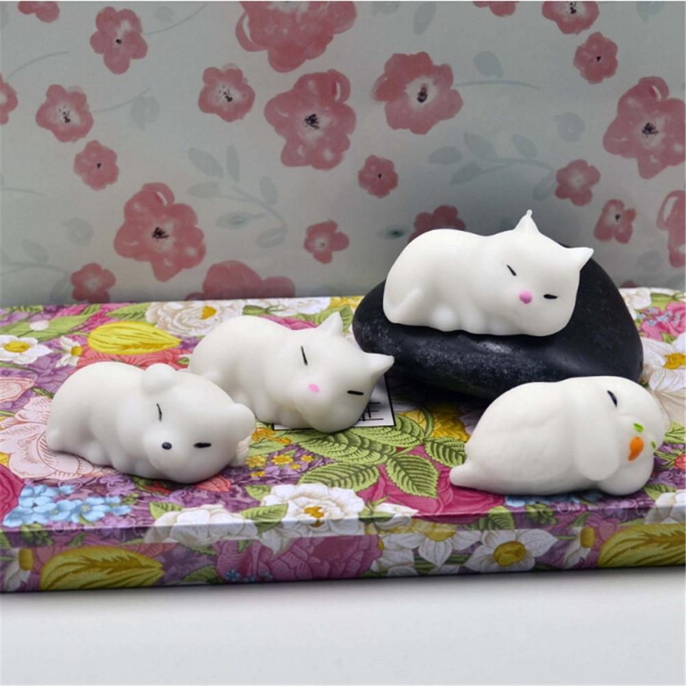 Squishy Animal Balls : Cute Fun Anti Stress Puzzle Squishy Animal Cute Emotion Vent Ball Resin Kids Funny Novelty ...