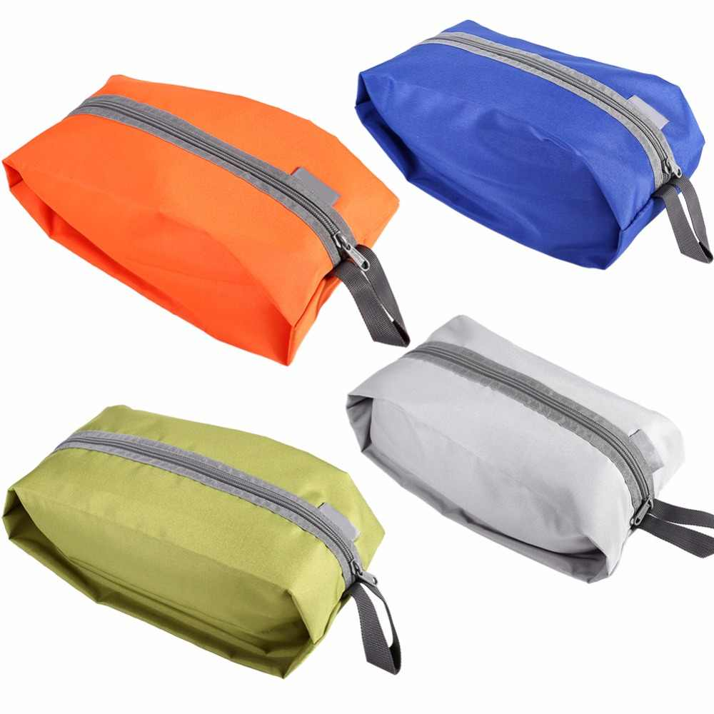 567b8ee1154b Multi-function Travel Storage Bag Waterproof Outdoor Hiking Camping  Climbing Carrying Bag Underwear Swimming Gear Pouch