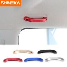 SHINEKA стайлинга автомобилей Высокое качество Топ крыши поручень для Suzuki Jimny 2007 + автомобильные аксессуары