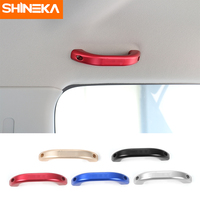 SHINEKA Car Styling High Quality Top Roof Grab Handle For Suziki Jimny 2007 Car Accessories