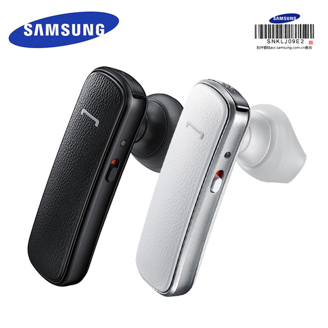 7a8b48e8e97 SAMSUNG Original MN910 Bluetooth Headphone Wireless Stereo Bass Earphone  with Microphone Support Official Verification for Music