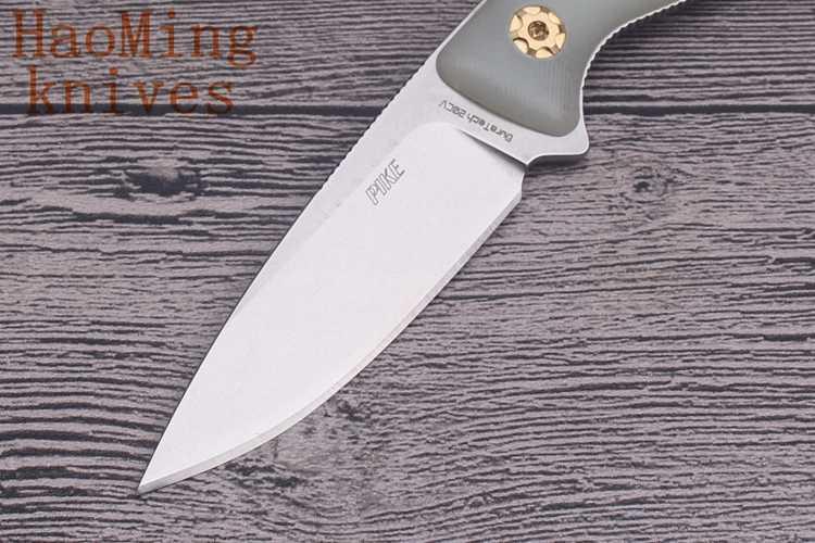 بقاء السكين الثابتة S35VN الصيد 20CV الإنقاذ المحمولة g10 العملي أدوات التكتيكية سكاكين الجيب التخييم edc k غمد
