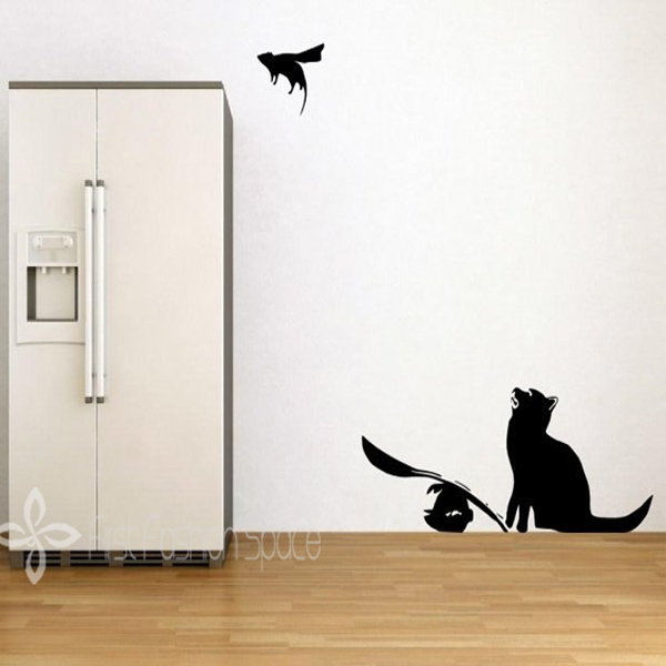 Cat Wall Decor banksy cat reviews - online shopping banksy cat reviews on
