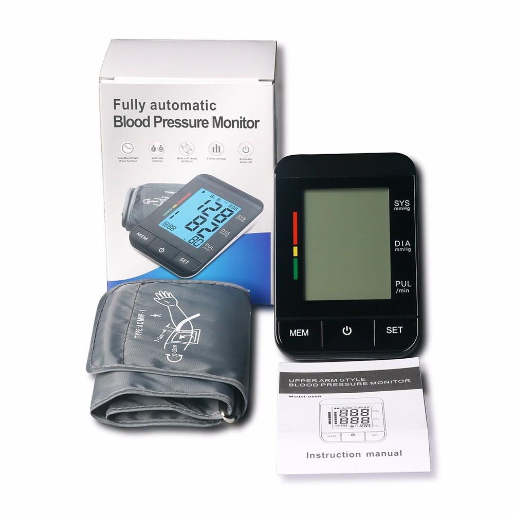 Health Care Automatic Wrist Blood Pressure Monitor Digital LCD Wrist Cuff Blood Pressure Meter Esfingomanometro Tonometer (3)
