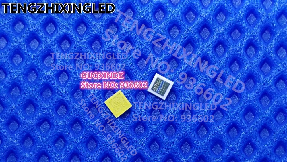 For SAMSUNG LED LCD Backlight TV Application   LED Backlight  3W  3V  CSP 1515  Cool white  LCD Backlight for TV  TV Application-in EL Products from Electronic Components & Supplies    1