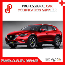 1 Pair Aluminium alloy screw install Silver color side rail bar roof rack for Mazda CX-4 CX4 2016 2017 2018 все цены