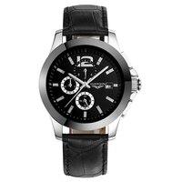 GUANQIN GQ50005 Для мужчин s часы лучший бренд класса люкс Автоматическая механические часы Для мужчин 24 часов Дата часы Керамика группа мужской на