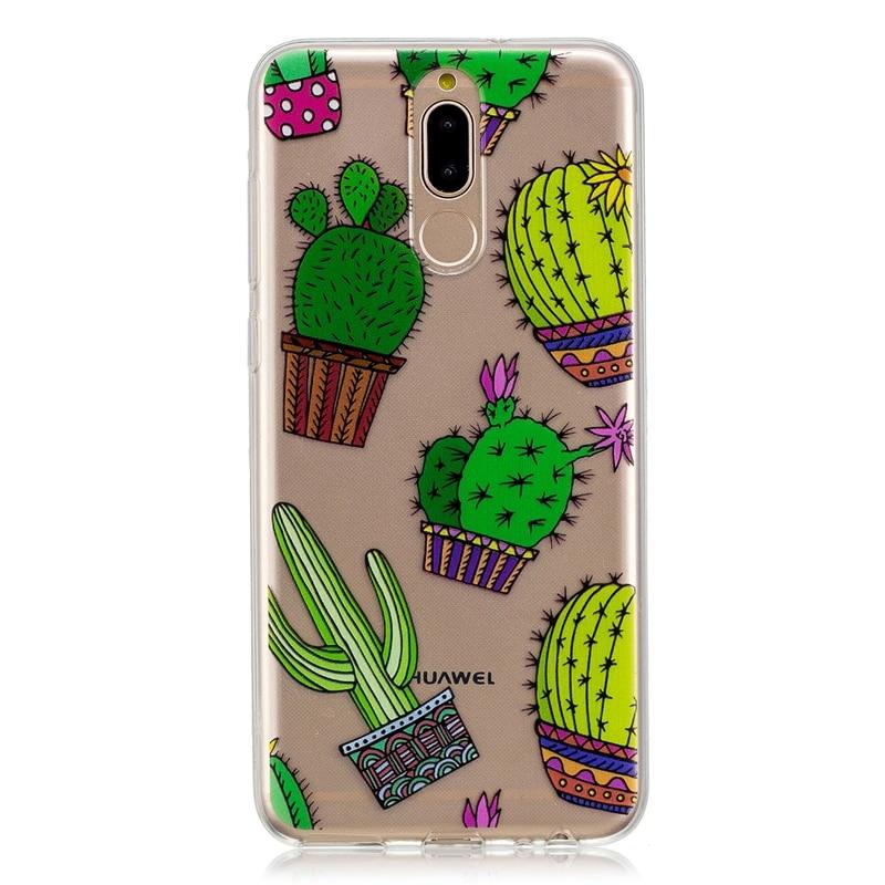 Soft TPU Case For Huawei Mate 10 Lite Case Clear Silicone Back Phone Cover Case for Huawei Mate 10 Lite Coque Capinha