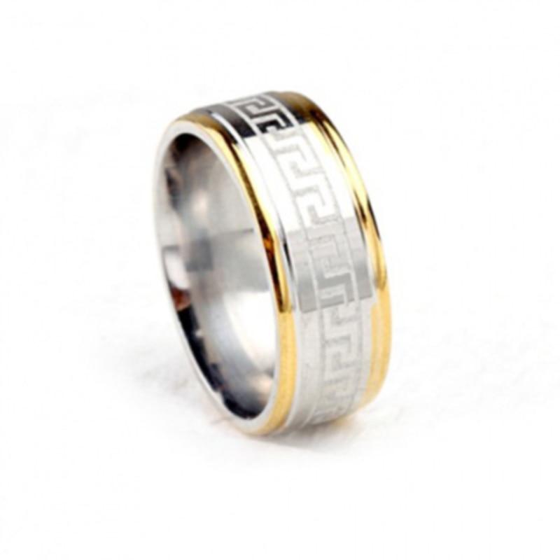 Aliexpress Com Buy Kvotia New Design Titanium Steel Rings