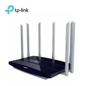 Image 2 - TP קישור WDR8400 אלחוטי Wifi נתב AC2200 802.11ac 2.4GHz & 5GHz Tp link TL WDR8400 Expander 7 * 5dBi אנטנת Wi fi משחזר