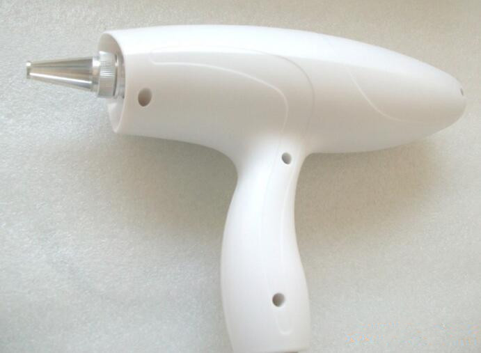 Nd yag laser handle for tattoo removal