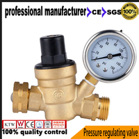 pressure reducing valve brass valve with meter at good price and fast delivery
