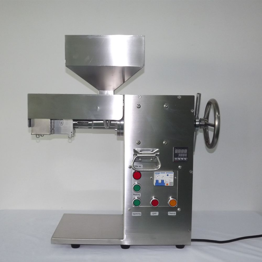 Newest Commercial Oil press machine Stainless steel Oil pressure for sesame/Melon seeds Rapeseed/flax/walnut oil pressure