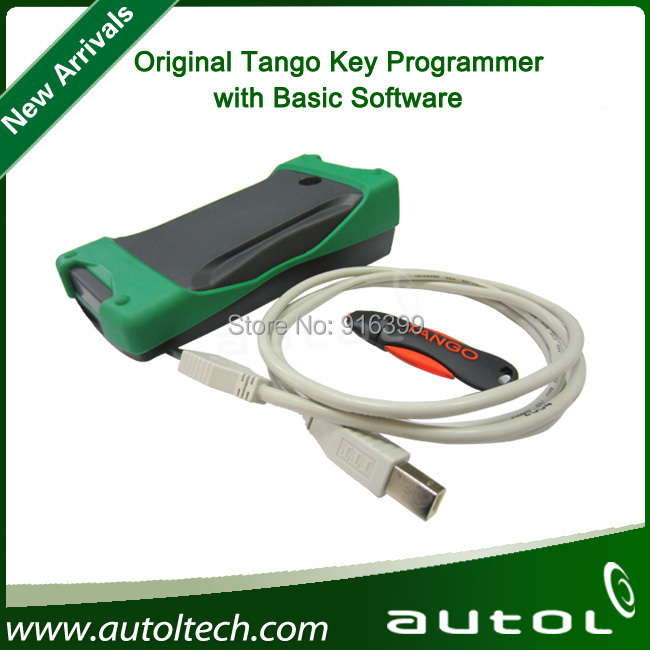 Tango transponder key programmer & can copy all types of