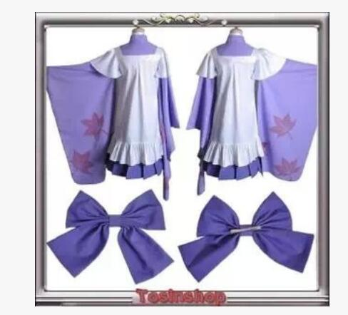 New Free Shipping VOCALOID Megurine Luka Senbonzakura Uniform Cosplay Costumes