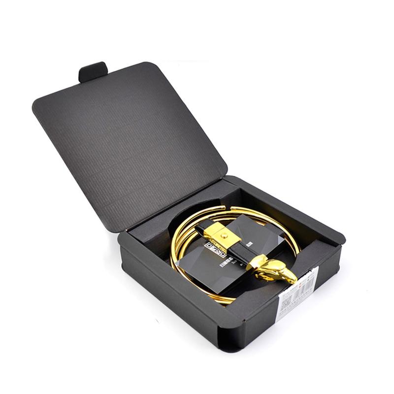 Reliant chaînes six anneaux or Chinois anneaux avec instructions tours de magie props magiques