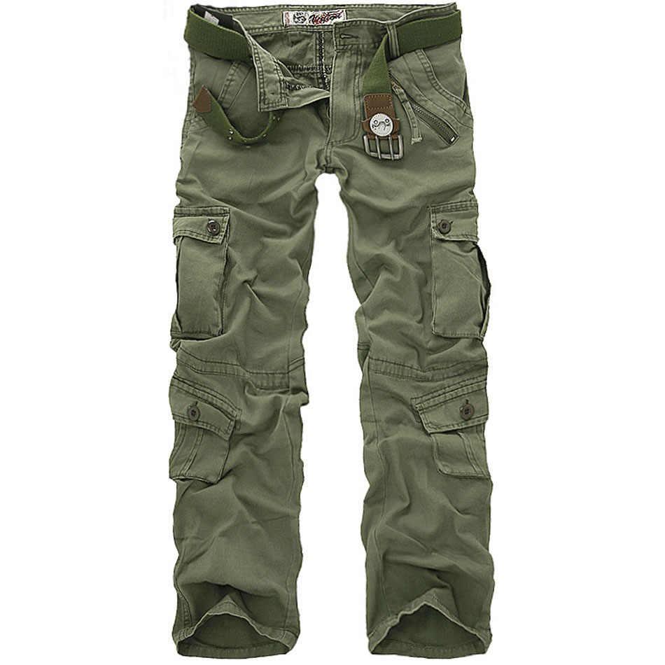 Pantalones Deportivos Militares Para Hombre Ropa Tactica Para Senderismo Con Multiples Bolsillos Resistente Al Viento Para Acampada Y Senderismo Pantalones Informales Aliexpress