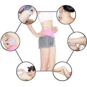 Image 3 - 7PCS 얼굴 및 바디 마사지 컵 치료 세트 트리거 포인트 통증에 대 한 진공 실리콘 컵 바디 셀 룰 라이트 치료
