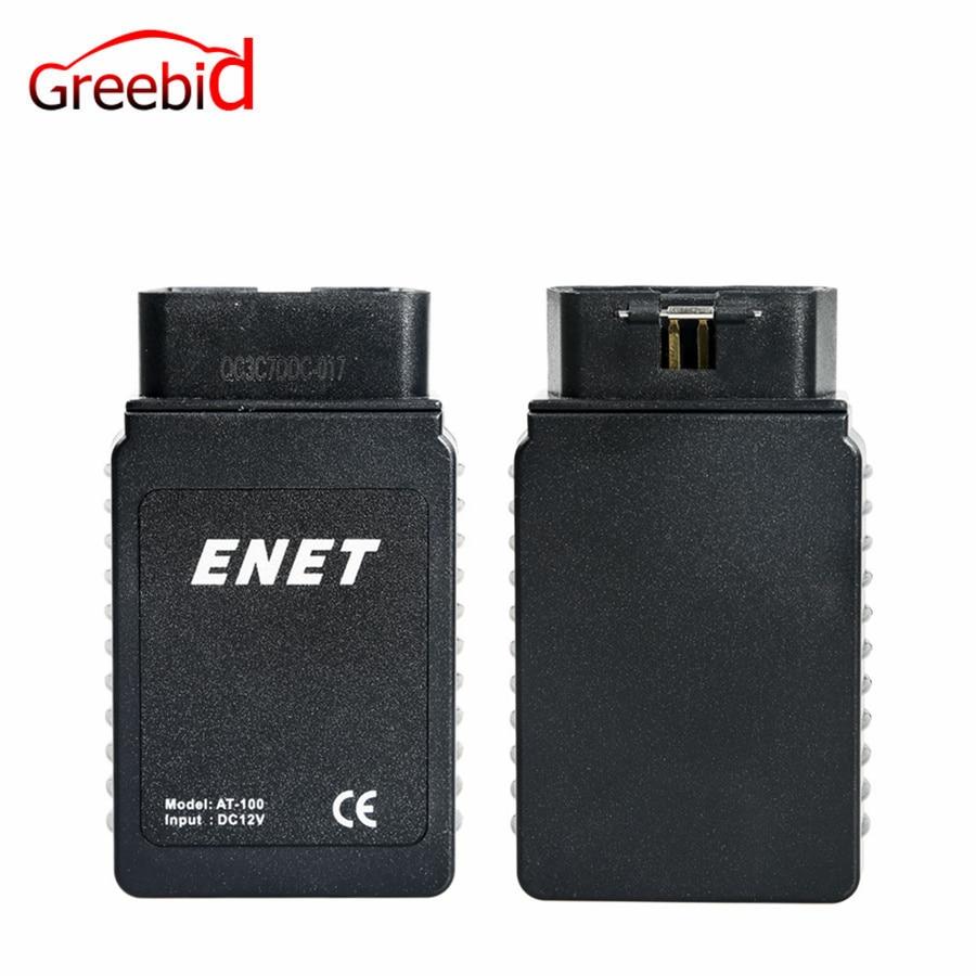 ENET (Ethernet-OBD) адаптер интерфейса E-SYS ICOM кодирования для BMW